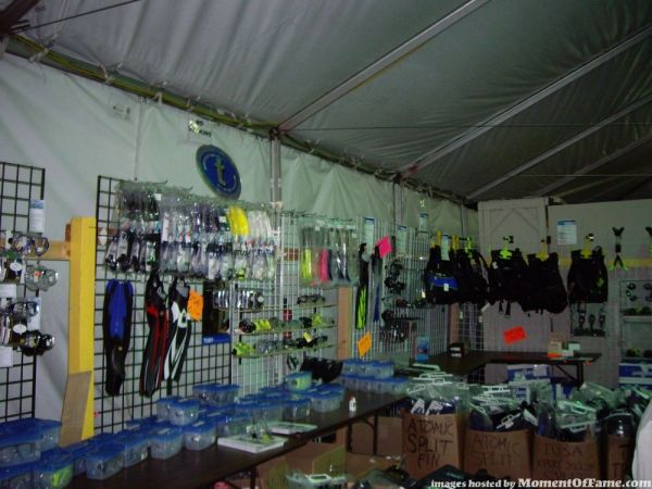 Dive and Surf Yard Sale