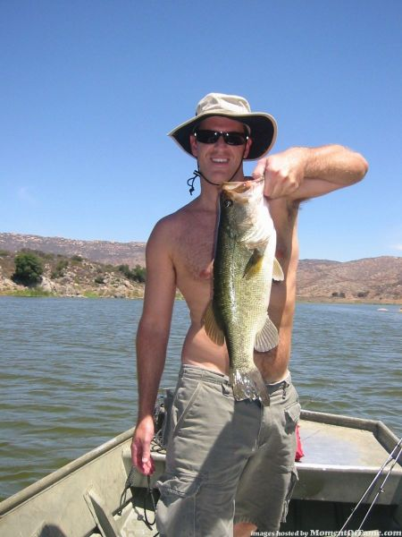 Jarrod big bass