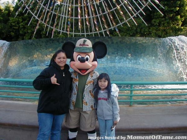 Me, Mickey, and Irene