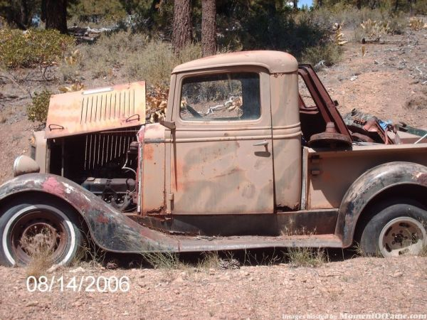 For Sale 34 international Pickup - Cars For Sale - Antique