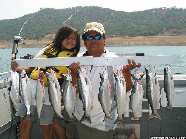 New Melones Kokanee from Khanh and Connie