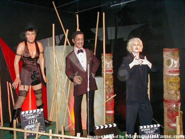 Movieland's Wax Museum