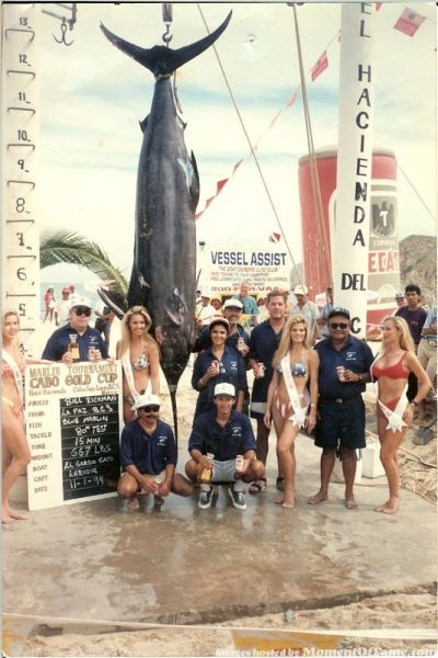 Cabo Gold Cup 1994