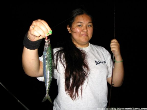 Me w/ mackerel